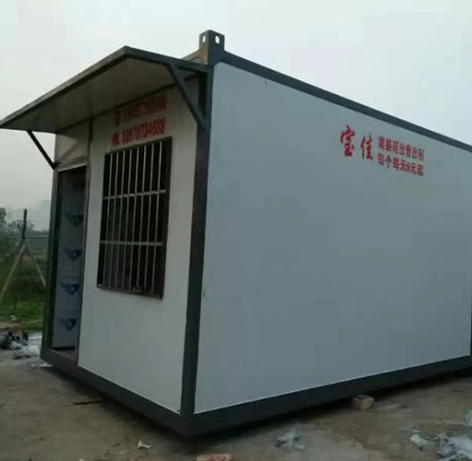 赣州集装箱租赁